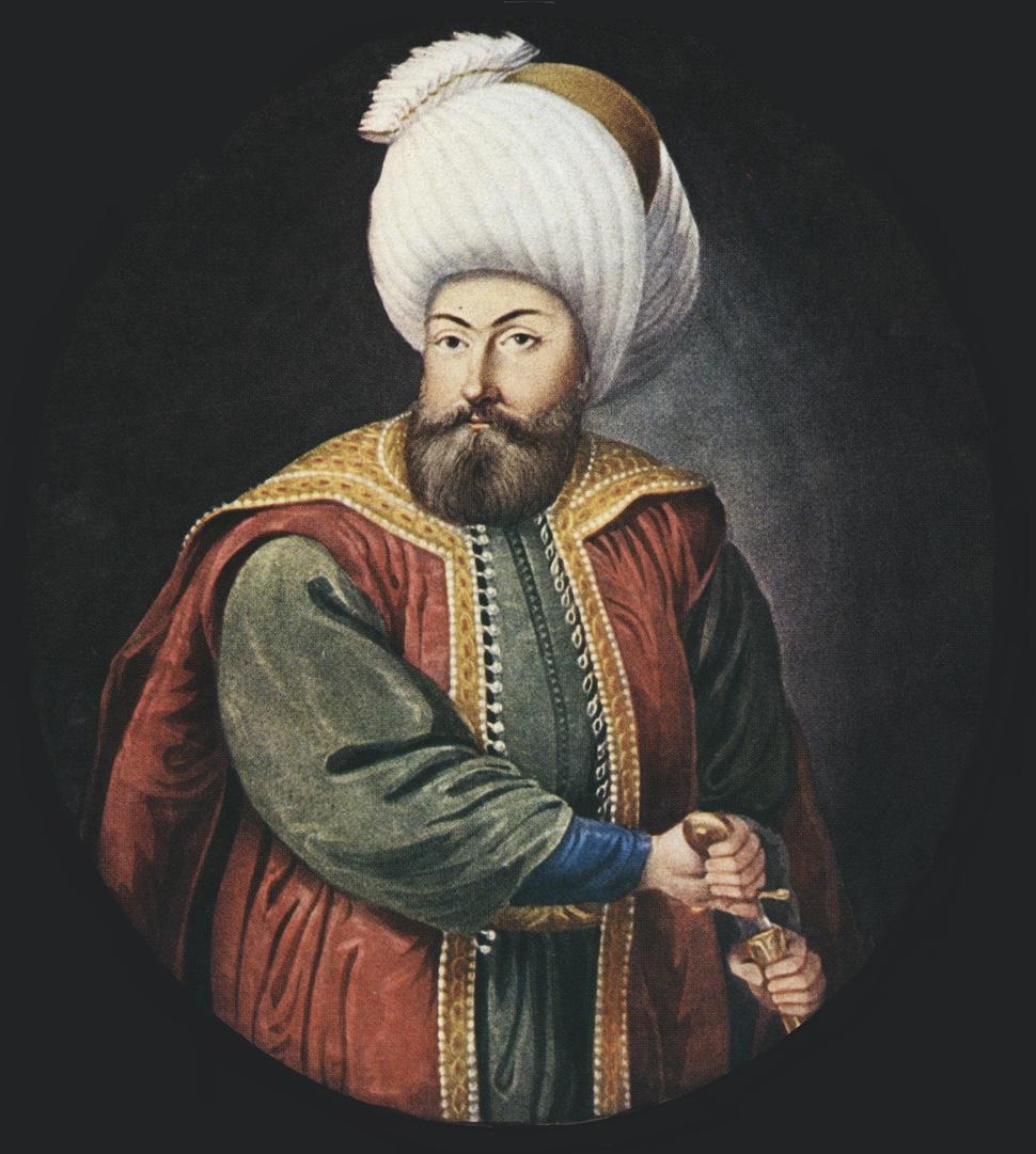 Sultan Gazi ʻUthmān Han I - السُلطان الغازي عُثمان خان الأوَّل