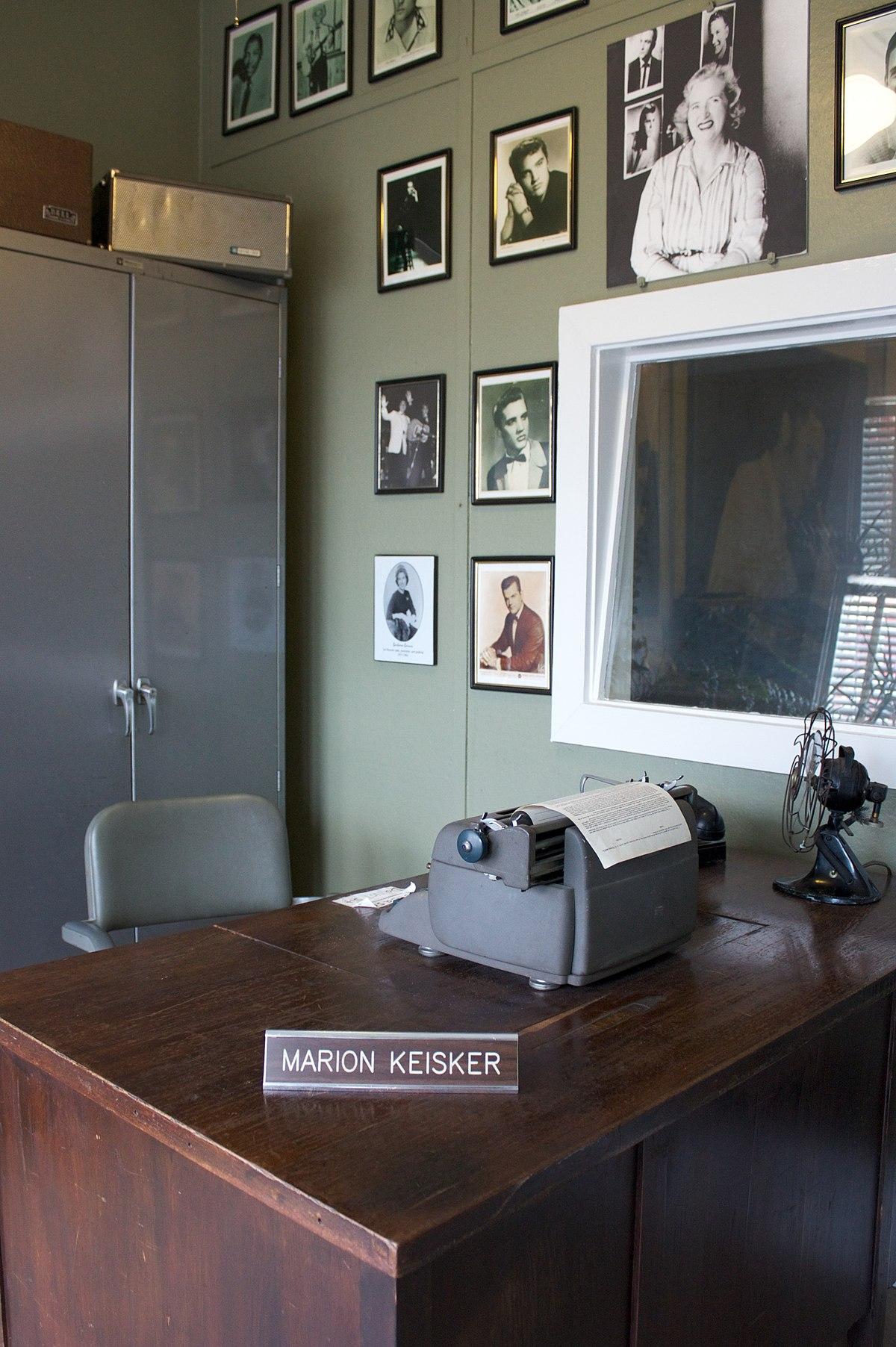 Marion Keisker - Wikipedia