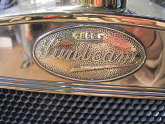 Sunbeam Motor Car Company - Image: Sunbeam badge 1914 (7260511356)