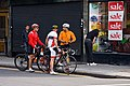 Sunday Cyclists - geograph.org.uk - 1501798.jpg