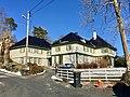Sunnhordland Tingrett (district court) in Vidsteensvegen, Leirvik, Stord, Norway 2018-03-13.jpg