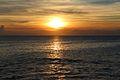Sunrise at Kanyakumari peninsula - South India.jpg