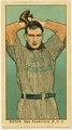 Sutor, San Francisco Team, baseball card portrait LCCN2008677341.tif