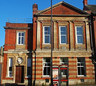 Sutton, London - Sutton Masonic Hall