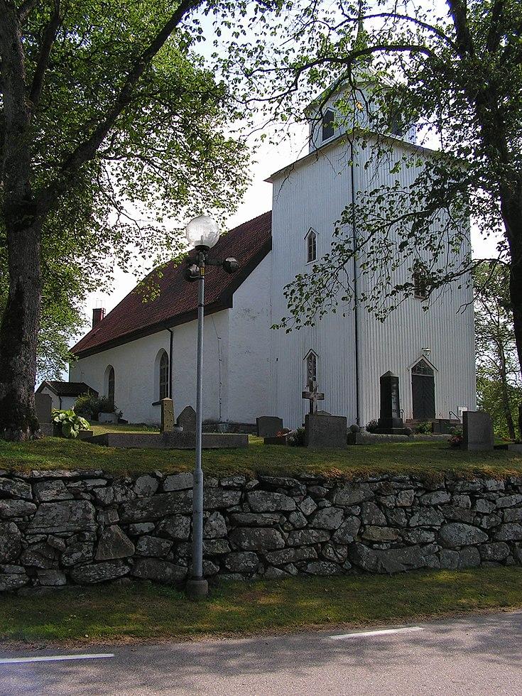 Svarteborgs-Tord 21 Vstra Gtalands ln, Hllevadsholm