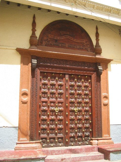 Swahili door Zanzibar