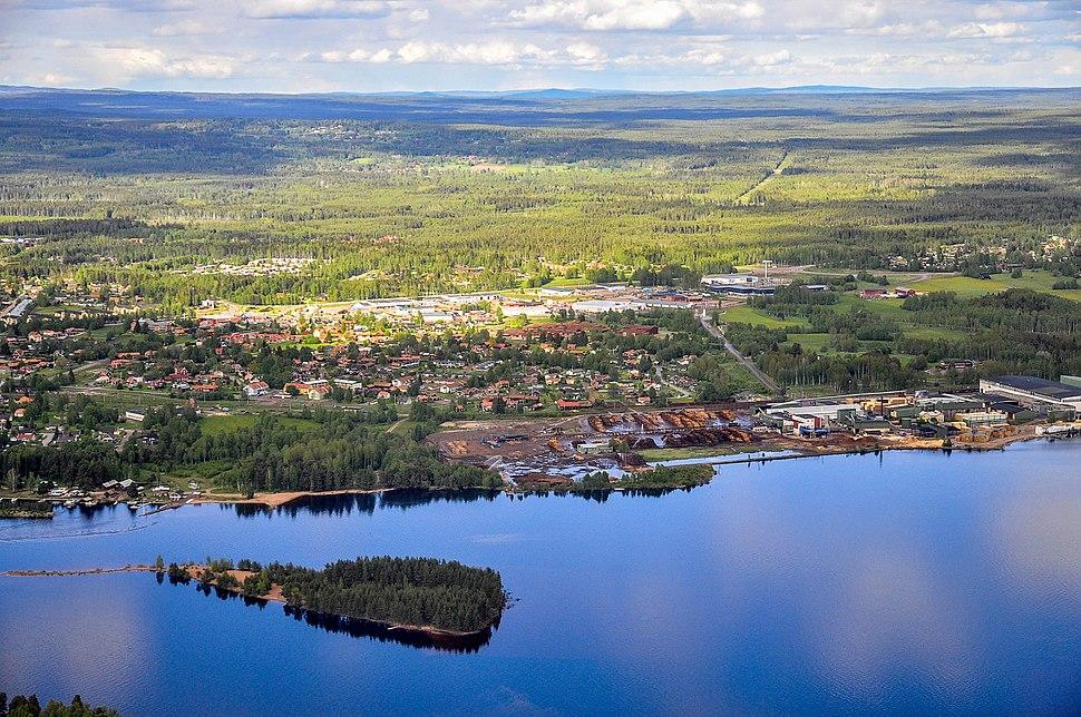 Sweden, Mora, landscape