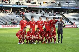 Switzerland national under-21 football team - Switzerland national under-21 football team at the 2011 UEFA European Under-21 Football Championship