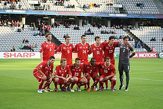 Switzerland national under-21 football team - Switzerland national under-21 football team at the 2011 UEFA European Under-21 Football Championship