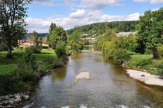 Töss Valley - Winterthur-Wülflingen
