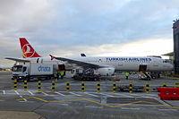 TC-JMM - A321 - Turkish Airlines