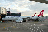 TC-JSP - A321 - Turkish Airlines
