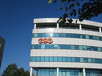 TNT N.V. - Headquarters of logistics company TNT in Hoofddorp, 2010