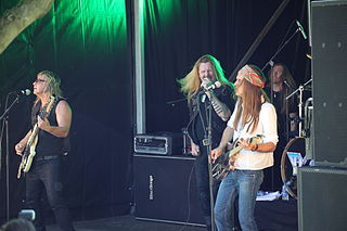 TNT (Norwegian band) Hard rock band from Norway