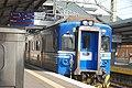TRA EMC529 at Dalin Station 20111225.jpg