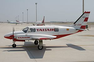 Tadair Piper PA-31-310 Navajo B.jpg