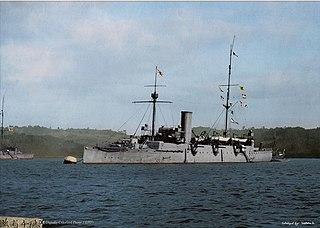 Japanese cruiser <i>Takachiho</i>