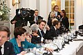 Tallinn Digital Summit. Welcome dinner hosted by HE Donald Tusk. Tour de table (36707151263).jpg
