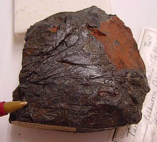 Tantalite tantalite mineral series