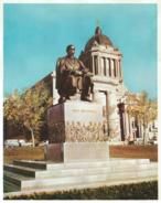 Taras Shevchenko Monument - Winnipeg, Manitoba