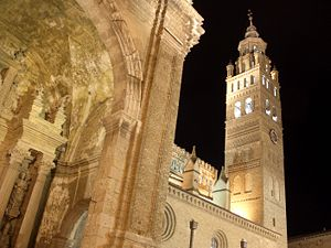 Roman Catholic Diocese of Tarazona - Cathedral of Tarazona