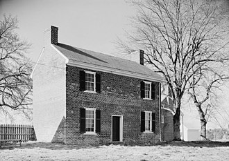 Appomattox Court House National Historical Park - Image: Tavern Appomattox Virginia