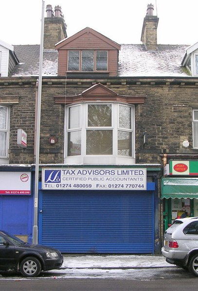 File:Tax Advisors Ltd - Keighley Road - geograph.org.uk - 1654632.jpg