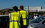 Taxis contre Uber, juin 2015, Toulouse-3.jpg