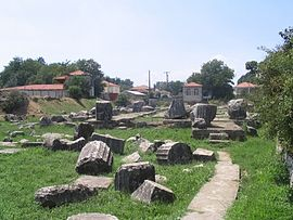 Image result for Ancient tegea