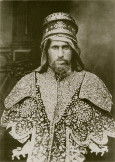 King of Gojjam and Member of the nobility of the Ethiopian Empire and military leader