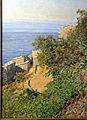 Telemaco signorini, vegetazione a riomaggiore, 1894, 02.jpg