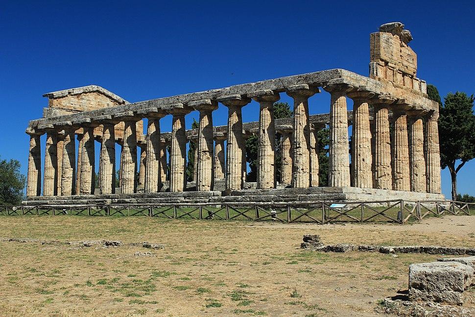 Tempio di Atena o tempio di Cerere