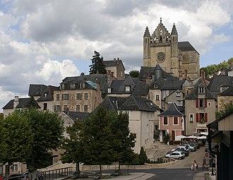 Terrasson-Lavilledieu - Image: Terrasson 1