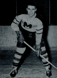 Terry Clancy Canadian ice hockey player