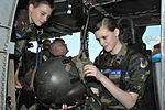 Texas Civil Air Patrol students take a 305 RQS helo tour 3.JPG