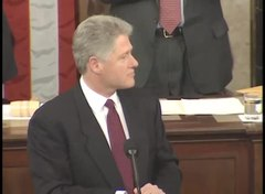 File:The 1996 State of the Union (Address to a Joint Session of the Congress).webm
