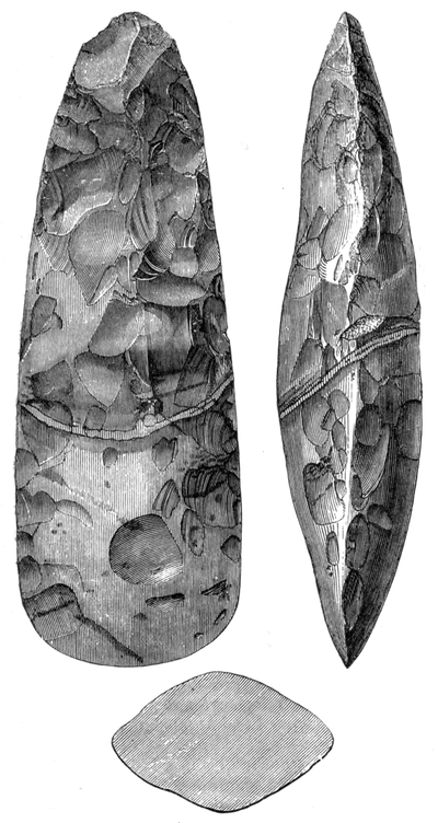 The Ancient Stone Implements, Weapons, and Ornaments of Great