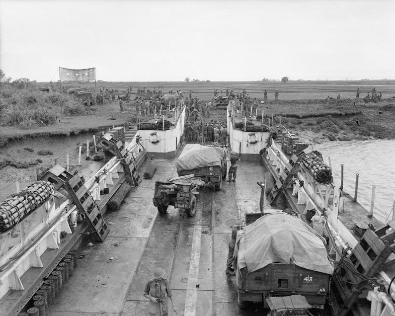 The British Army in Burma 1945 SE3914