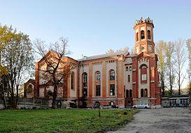 Медицинский центр на 1 владимирской улице