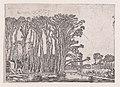 The Charcoal-Burner, from Verscheyden Landtschapjes (Various Landscapes), Plate 9 MET DP871794.jpg