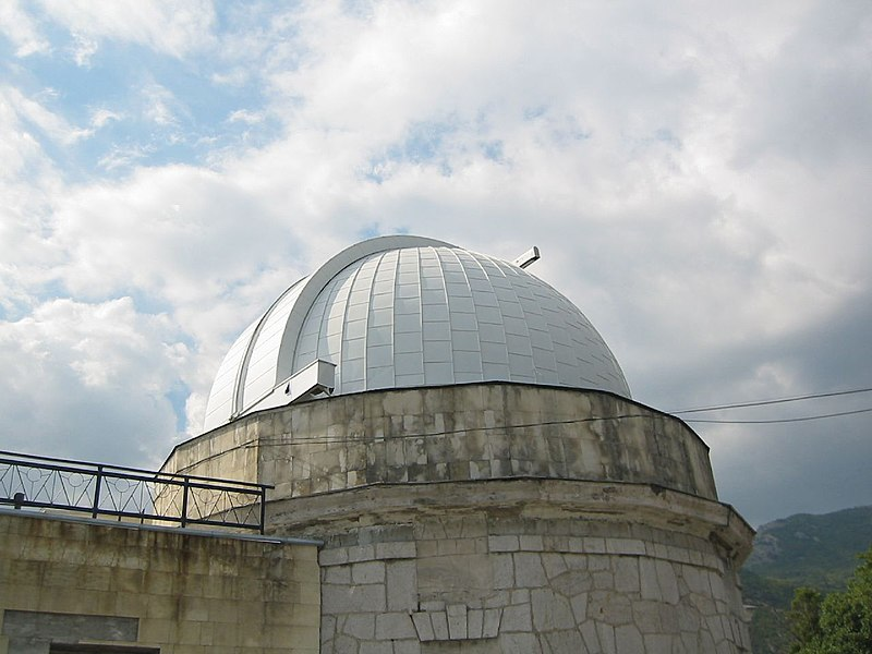 Fil:The Crimean Astrophysical Observatory telescope (2005-09-290).jpg