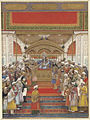 The Delhi Darbar of Akbar II.jpg