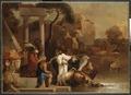 The Departure of Jacob (Sébastien Bourdon) - Nationalmuseum - 23879.tif