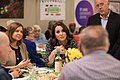The Duke and Duchess Cambridge at Commonwealth Big Lunch on 22 March 2018 - 071.jpg