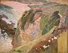 The Flageolet Player on the Cliff by Paul Gauguin.jpg