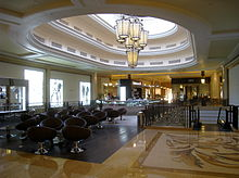 Interior Of The Four Seasons Hotel And Resort In Macau Lead Consultant Was Architecture Firm Aeadas