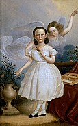 The Hale Child 1863