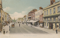 The High Street, Lymington, F. G. O. Stuart.png