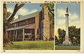The John Ross House, Rossville, Ga., the Iowa Monument, Rossville, Ga. (8368127270).jpg