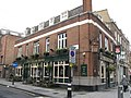 The Lucas Arms, Gray's Inn Road - Cromer Street, WC1 - geograph.org.uk - 1223723.jpg